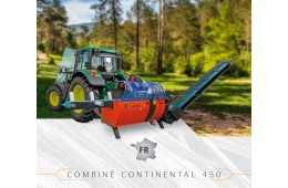 Combiné continental 450