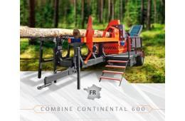 Combiné continental 600