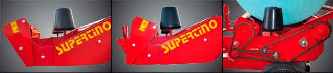enrubanneuses Supertino version porté (COUZON)